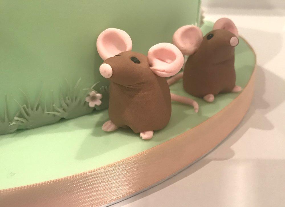 Mice-cake