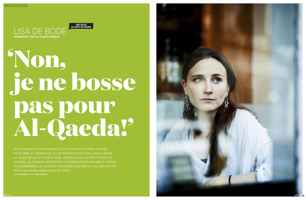 Interview: Gaelle (FR)