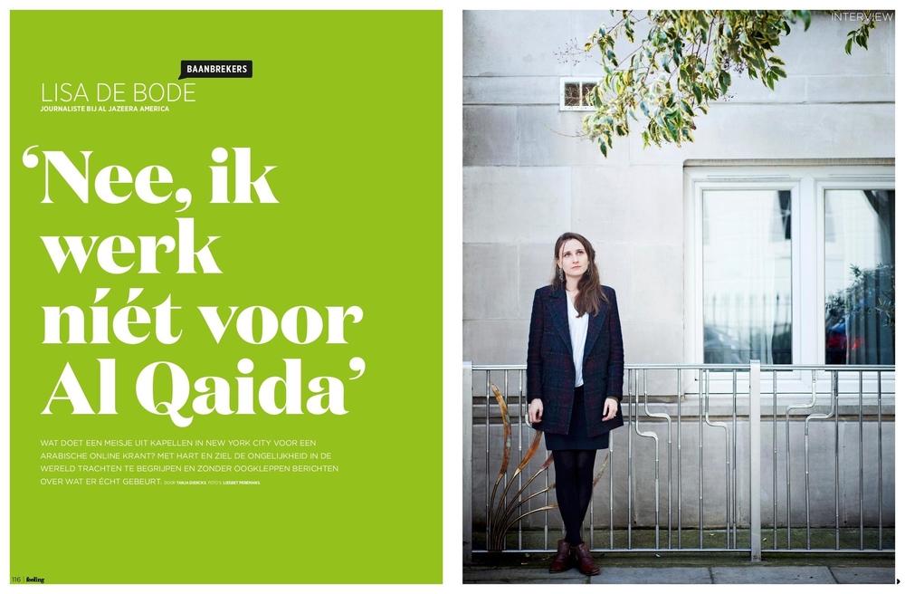 Interview: Feeling (NL)