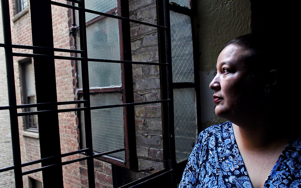 Spousal abuse: The 'silent illness' driving women into homelessness (Al Jazeera America)