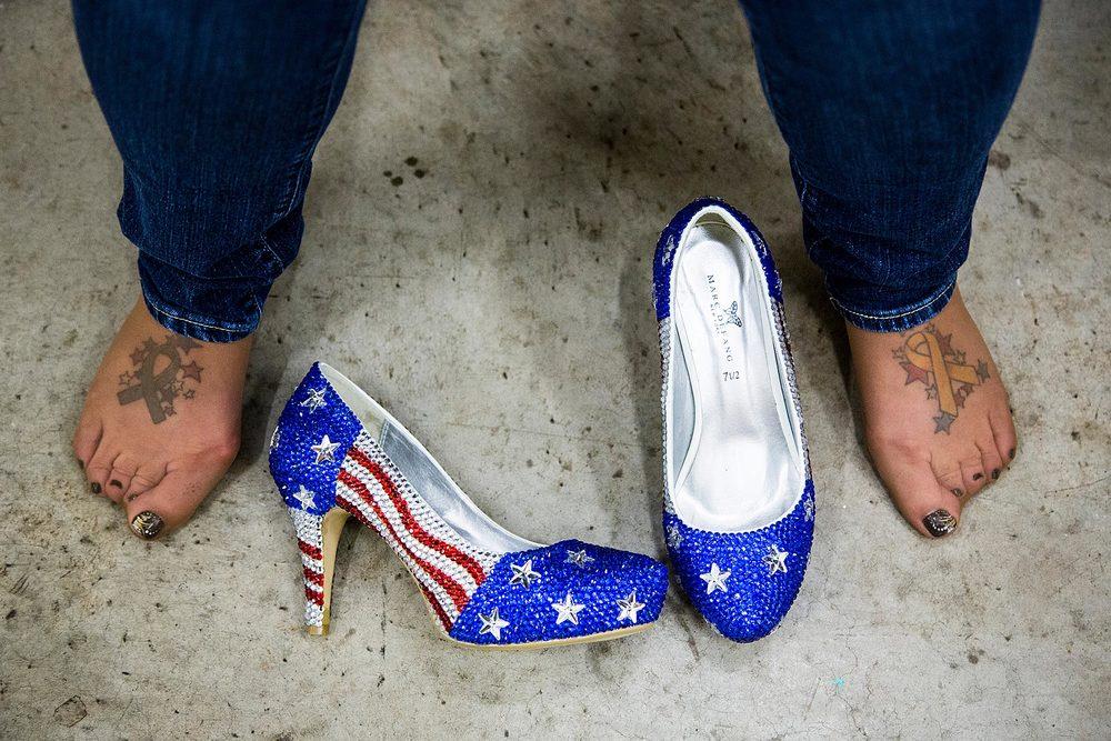 Miss Veteran America: Healing in heels (Al Jazeera America)