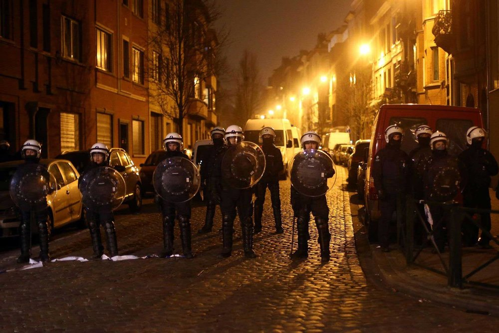 Molenbeek: Belgium's safe haven for foreign fighters