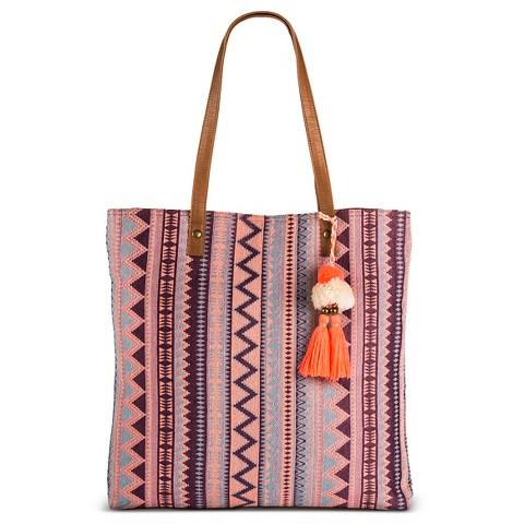 Target Womens Pink Tote handbag - Mossimo Supply Co. $18.99