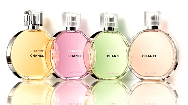 Chanel Chance $60-$100