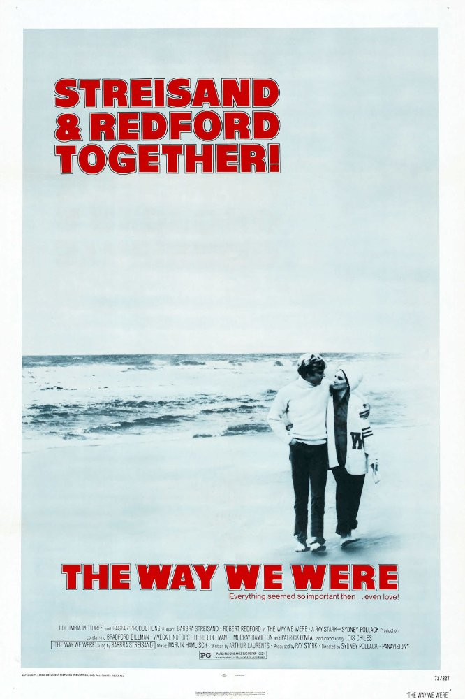 6 - The Way We Were (1973)