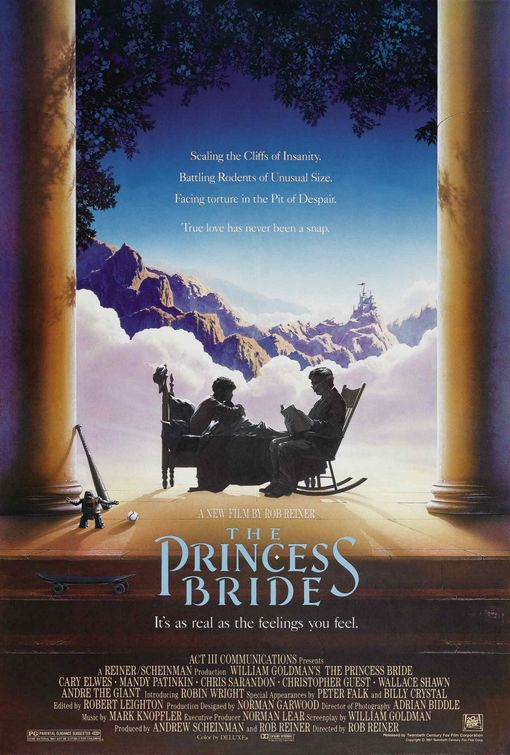5 - Princess Bride (1987)