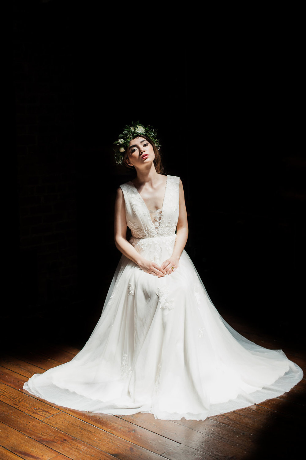 Dancing and Dessert Styled Shoot