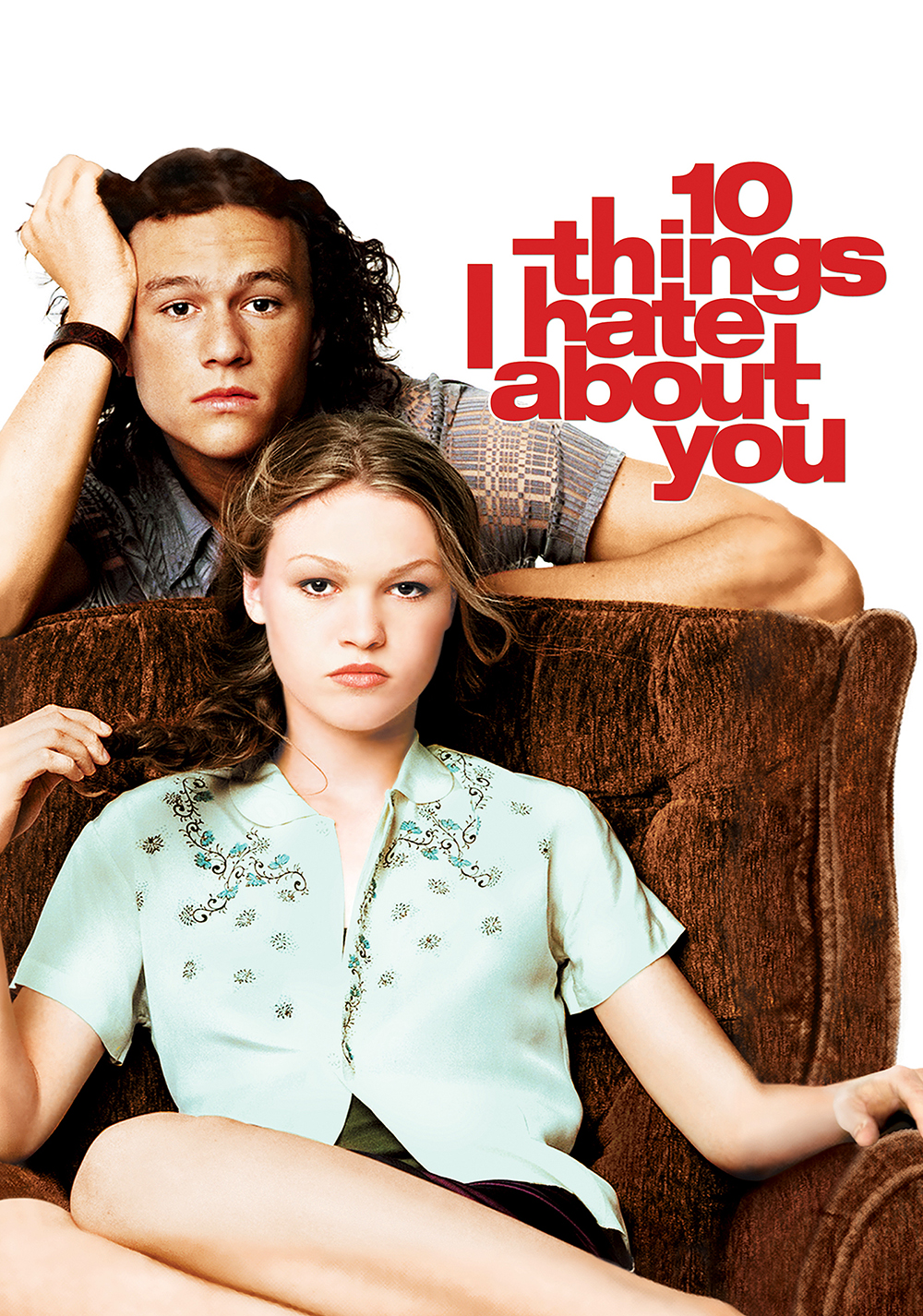 8 - 10 Things I Hate About You (1999)