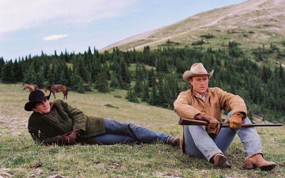7 - Brokeback Mountain (2005)