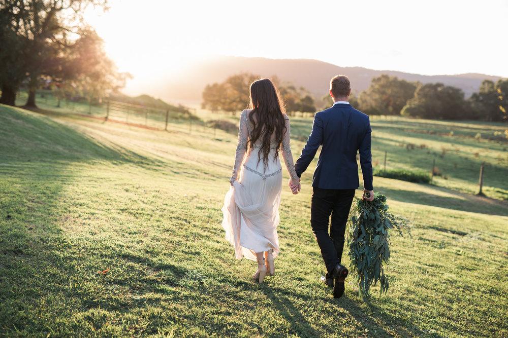 Best wedding planner and designer in the Yarra Valley