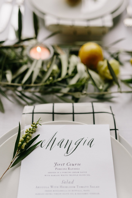 Melbourne Italian Wedding Planner and designer