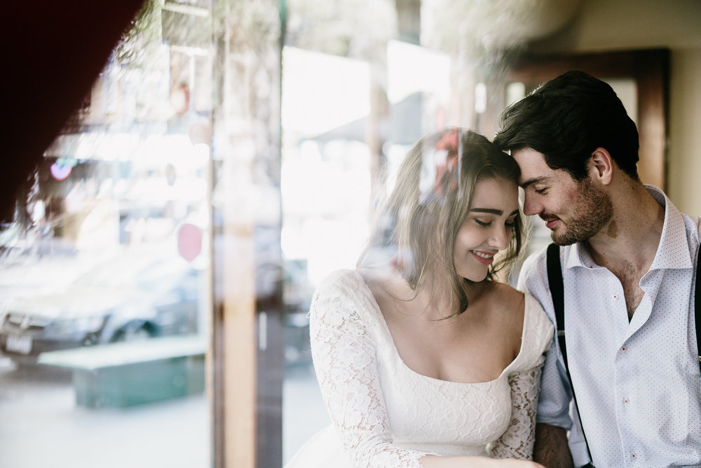 Italia Wedding Editorial shoot melbourne