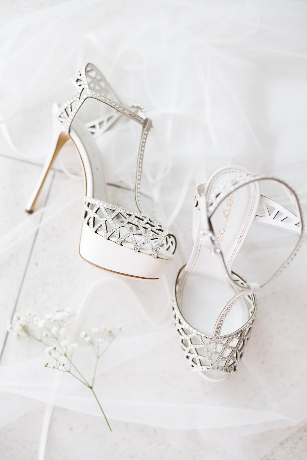 Romantic Melbourne Wedding Shoes