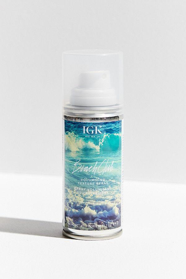 IGK Beach Club Texture Spray $29
