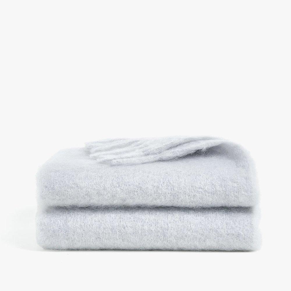 ZARA Mohair Blanket $199.00