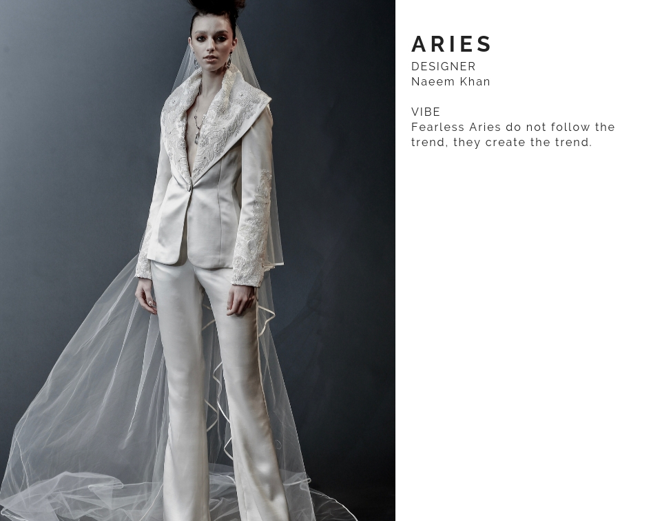 Aries Wedding dress