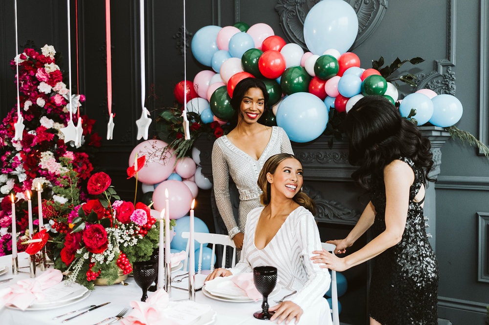 Melbourne based wedding planner and designer