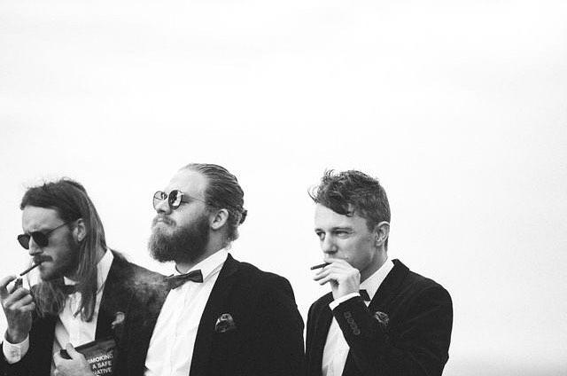 Gentlemen, get in formation 🖤🖤🖤 stylishly captured by @joeywillis