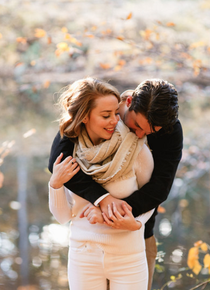 Philadelphia Fall Engagement