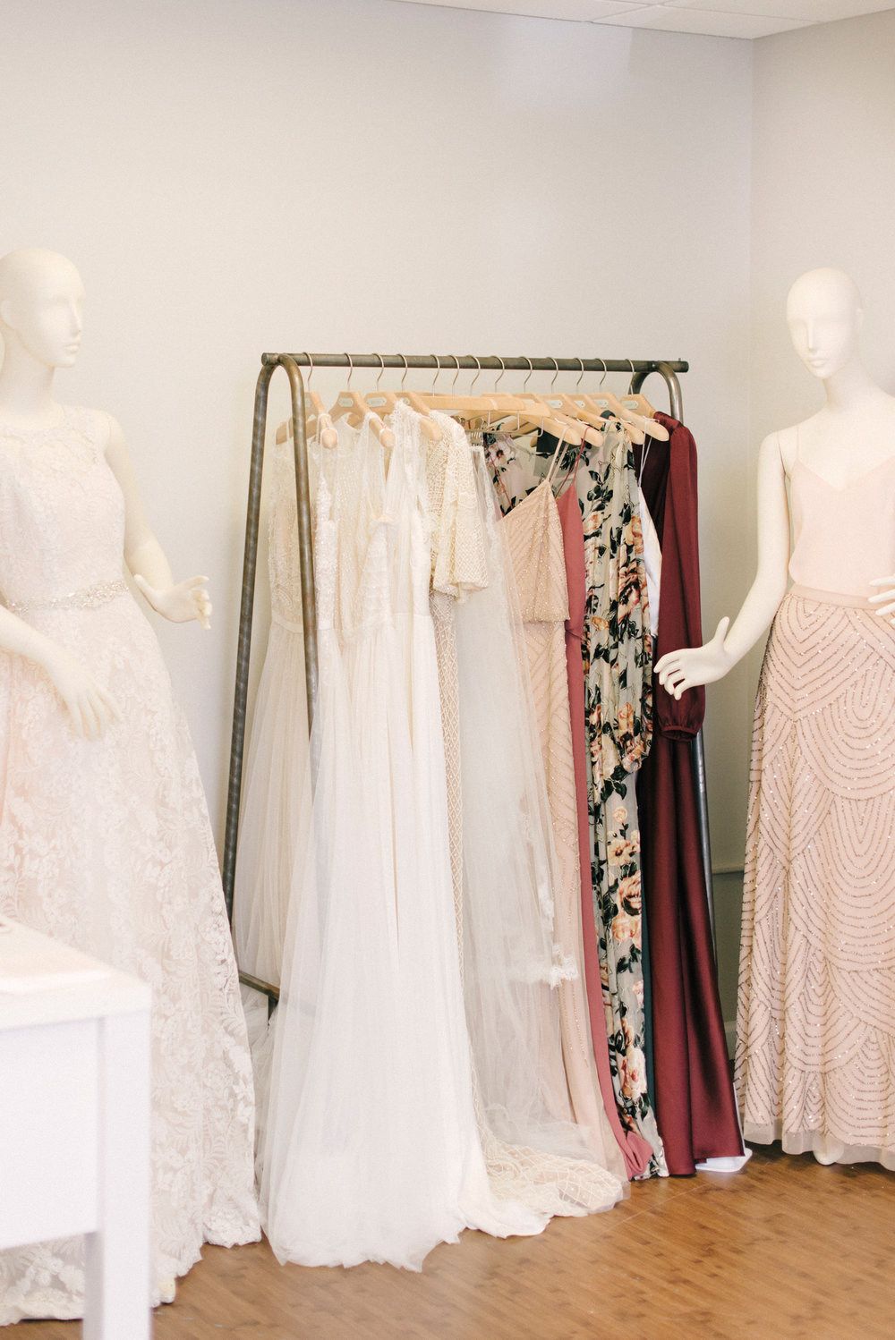 BHLDN dresses at Fall in Love | A Boutique Wedding Event.jpg