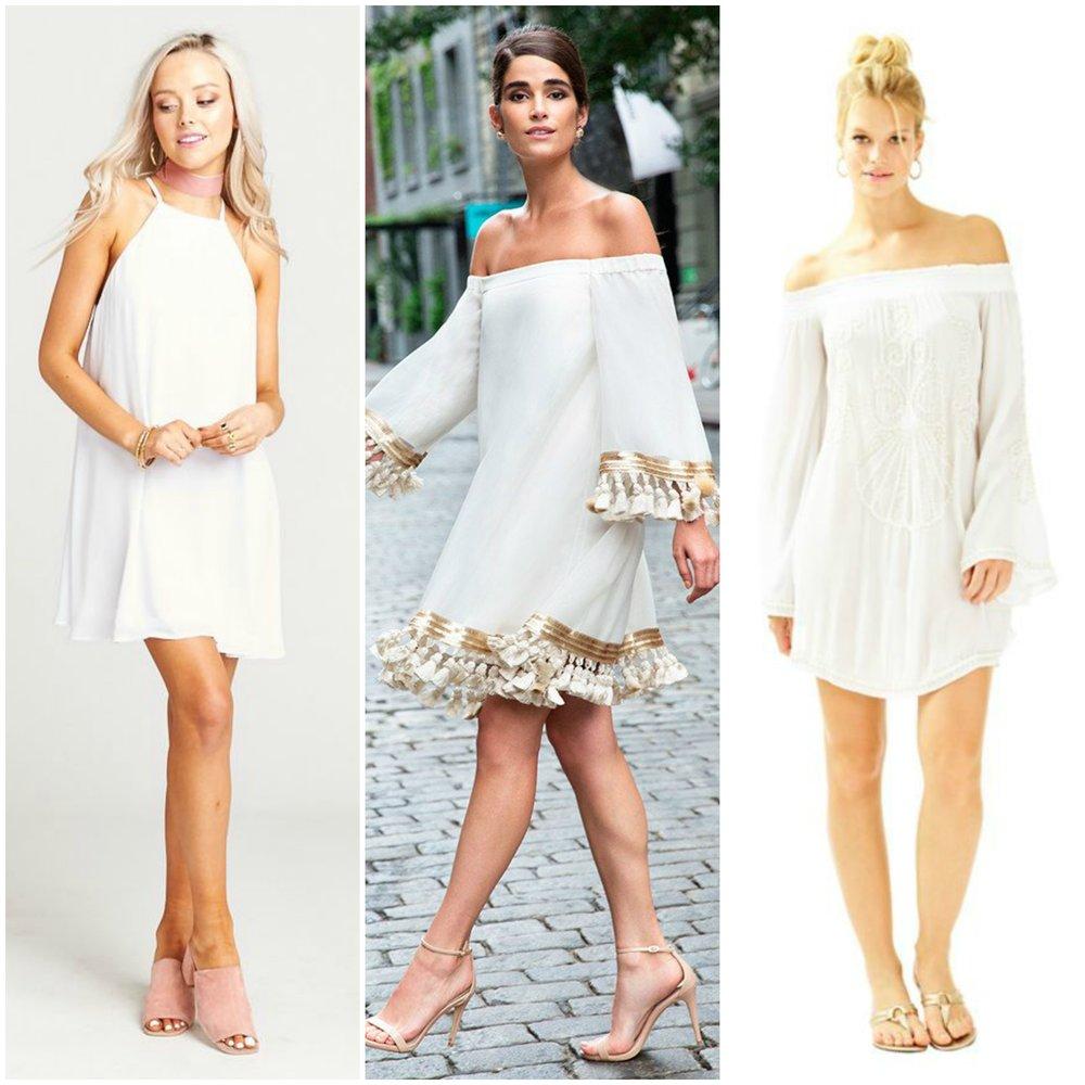 Little White Dress Wednesday