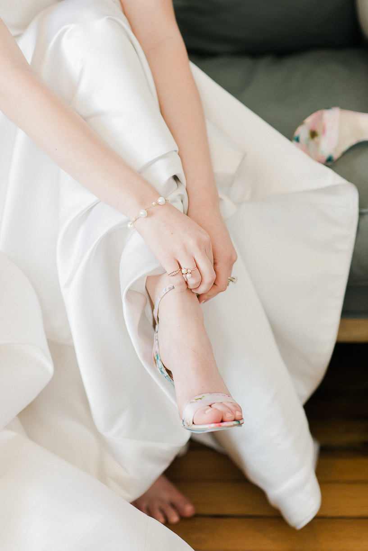 Style Me Pretty Bridal Shoes