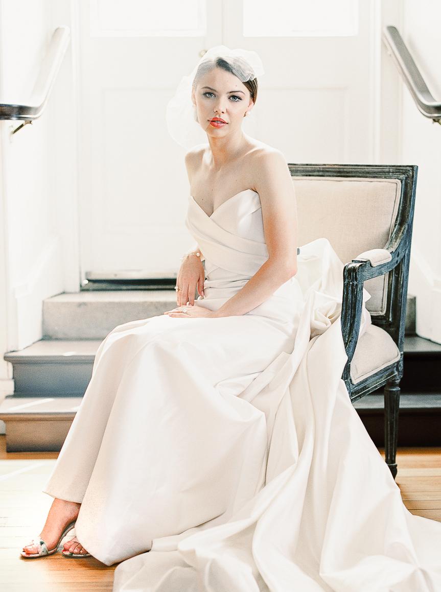 Style Me Pretty Bride