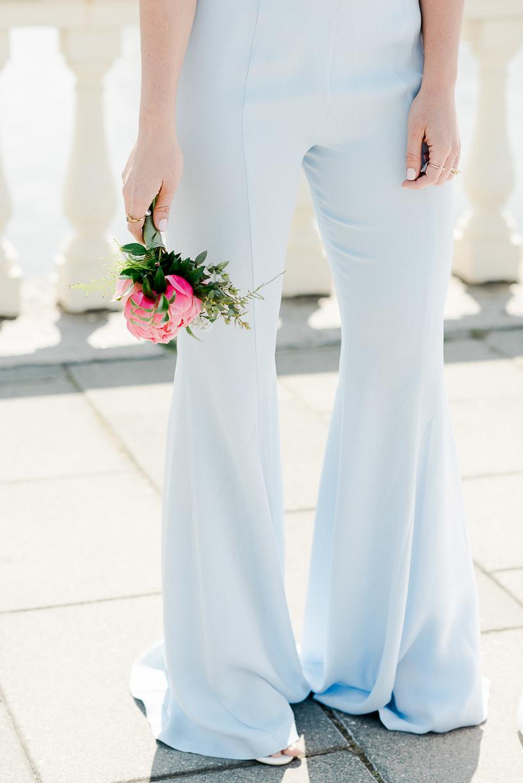 Modern and Stylish Bridesmaids