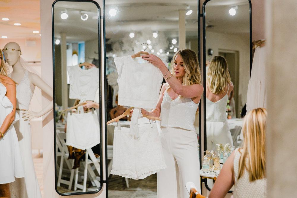 Philadelphia Bridal Stylist Lauren Hartman