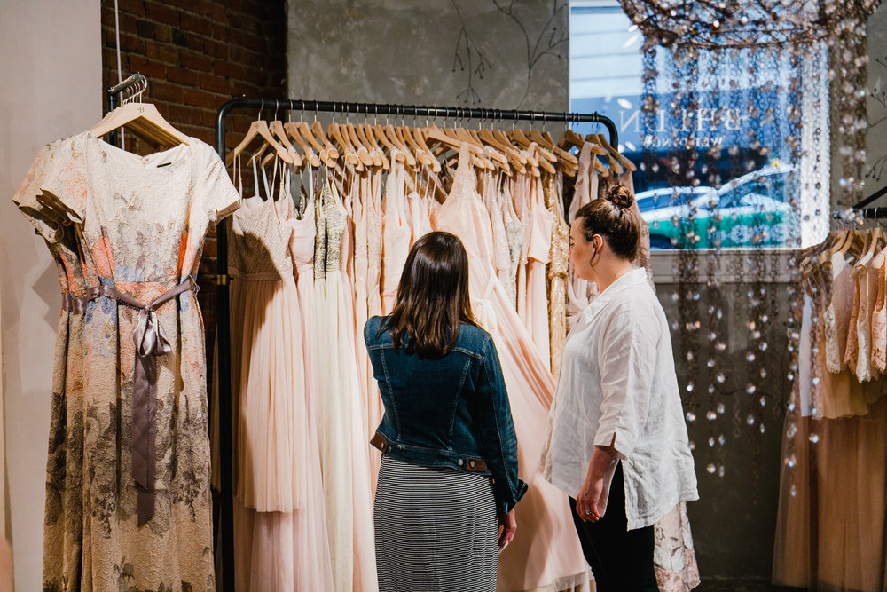 BHLDN Philadelphia Styling Event