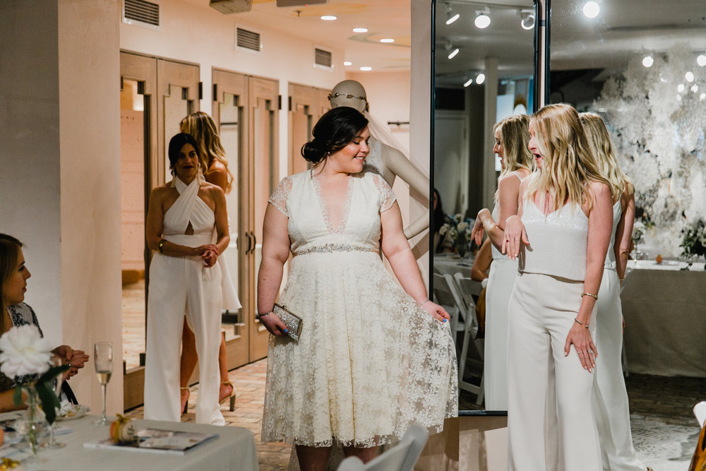 Trousseau Style at BHLDN Philadelphia