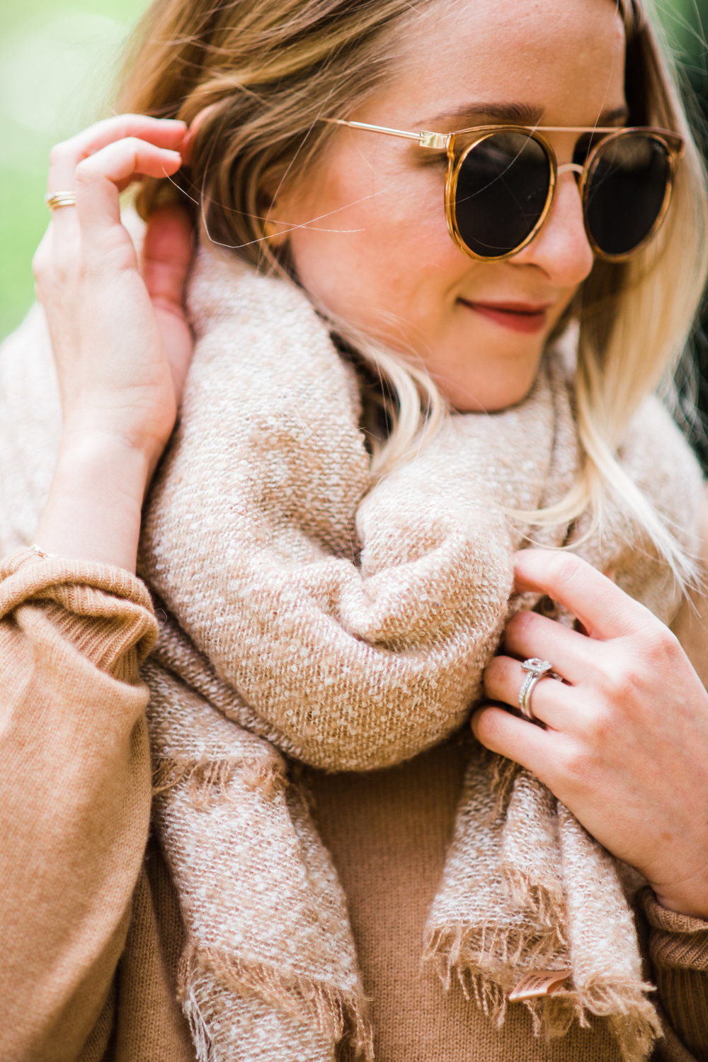 Cozy Fall Scarf