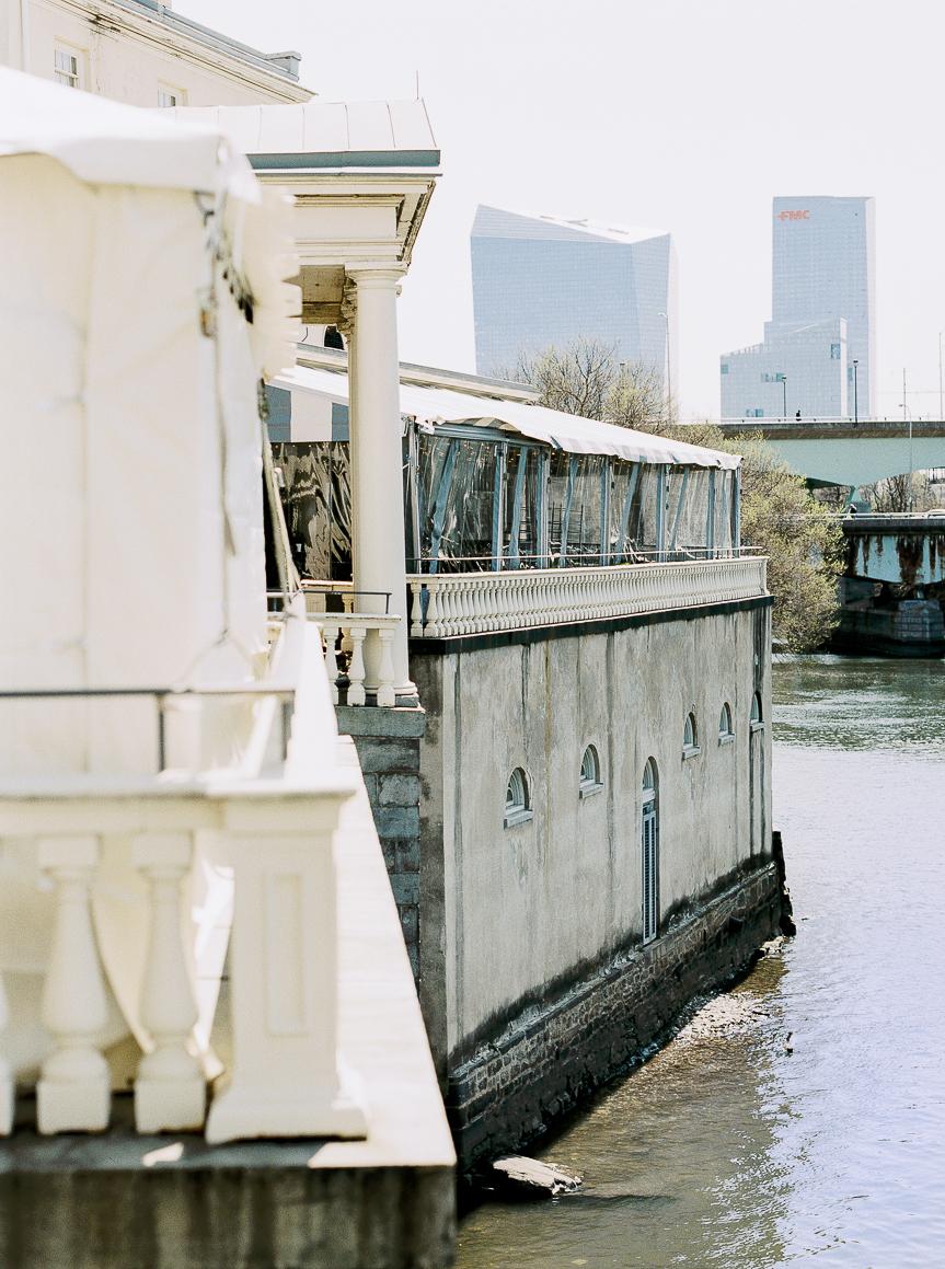 Philadelphia Water Works Wedding