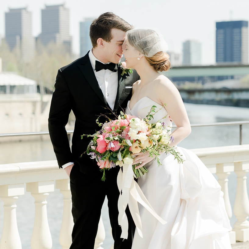 Modern + Classic Bridal Inspiration | Style Me Pretty