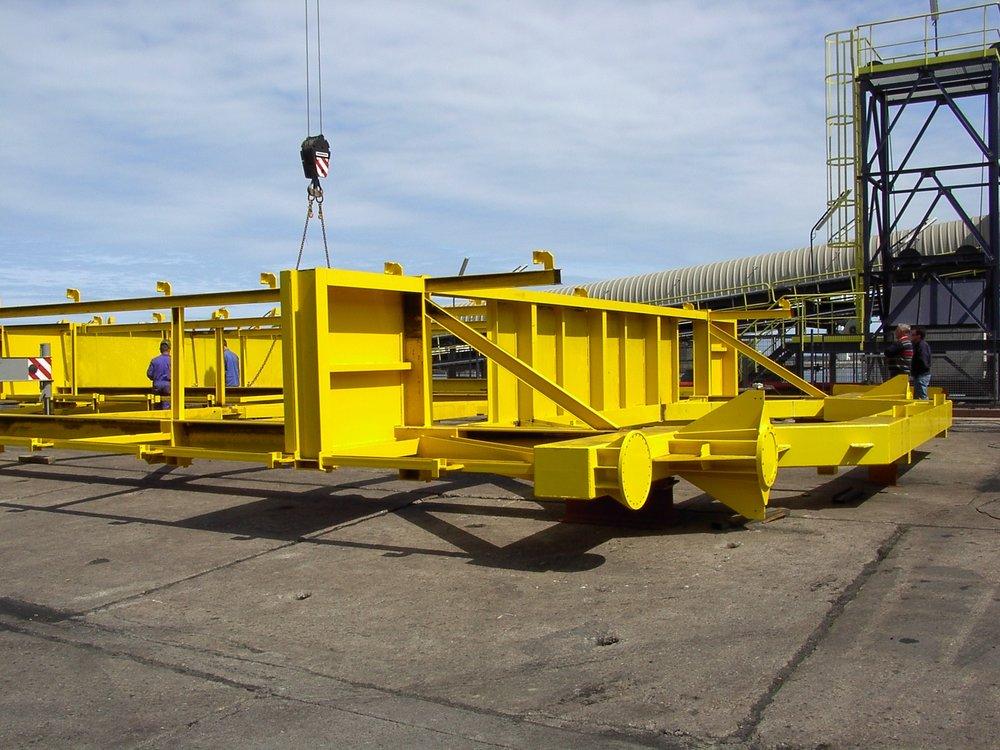 Mantenimiento y montaje industrial en Galicia