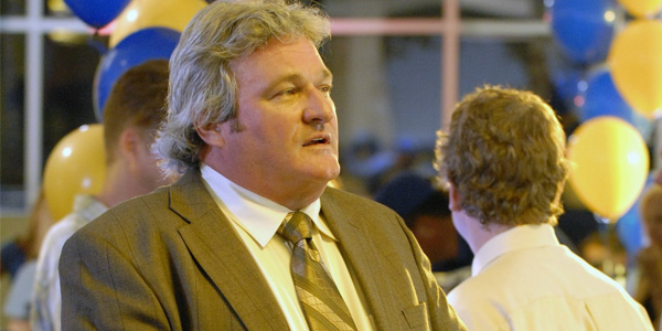 "Brad Leland as Buddy Garrity in ""Friday Night Lights"""