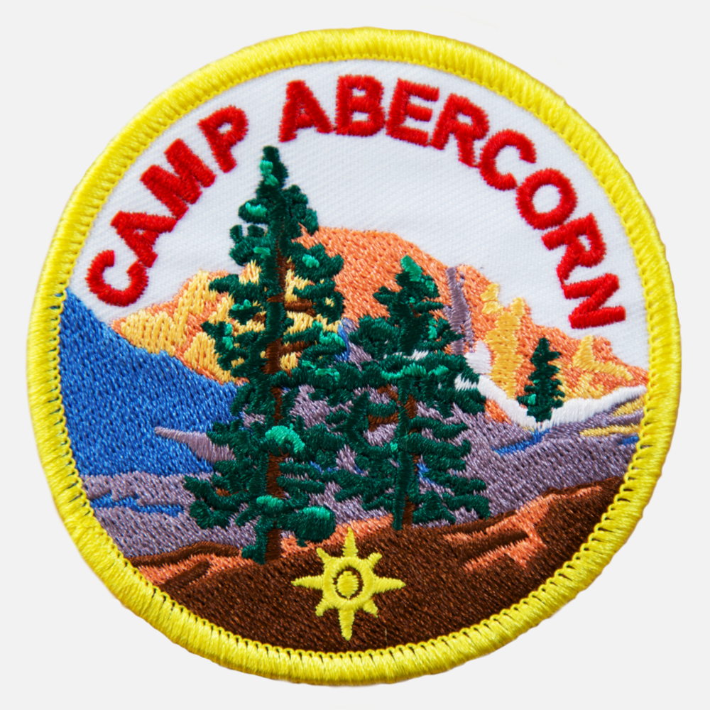 Camp Abercorn Patch Photo