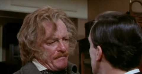 """The face that goes with the name """"Grimesby Roylott"""". From Granada's Holmes series."""