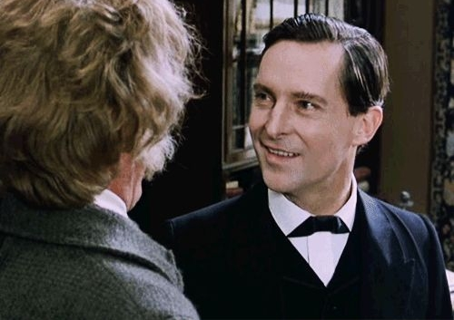 Every growing child has their preferred Holmes. Mine is Jeremy Brett. Fight me.