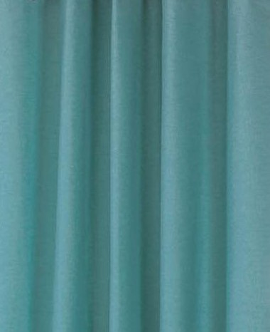 Teal Curtain