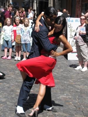Tango. Or Tangle?