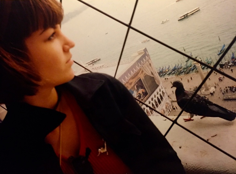 My Venetian friend and I, 1999