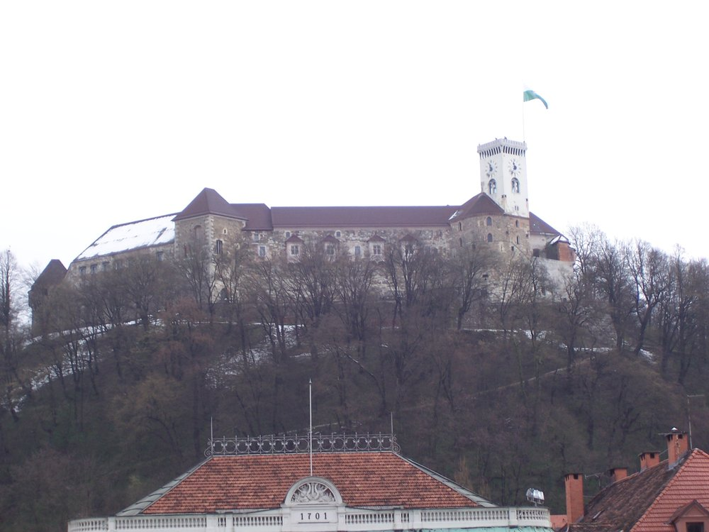 Ljubljana Castle, Zavijavah