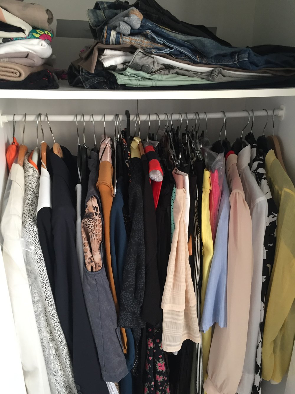 Wardrobe Detox  - Pure Wardrobe Detox, Wardrobe Detox with Analysis and Wardrobe Detox with Analysis and Look-book.