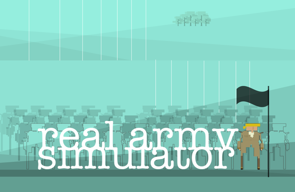 Real Army Simulator  - Real Army Simulator is the often humorous, slightly satirical and sometime real account of what is really like to be a soldier in the army.