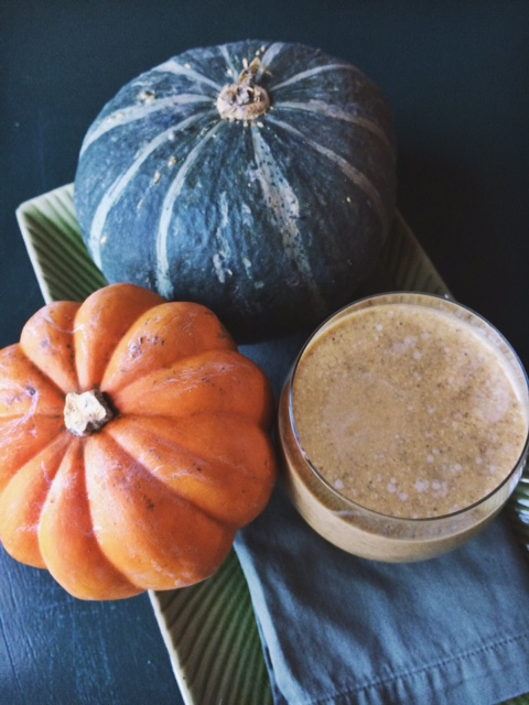 Pumpkin-Chai-Smoothie
