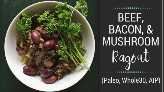 Beef-Bacon-Ragout