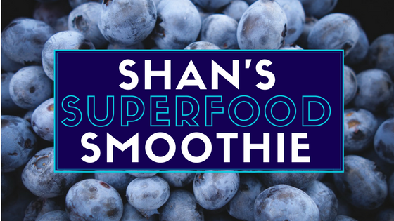 Superfood-Smoothie