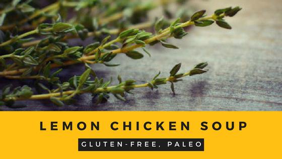 Lemon-Chicken-Soup
