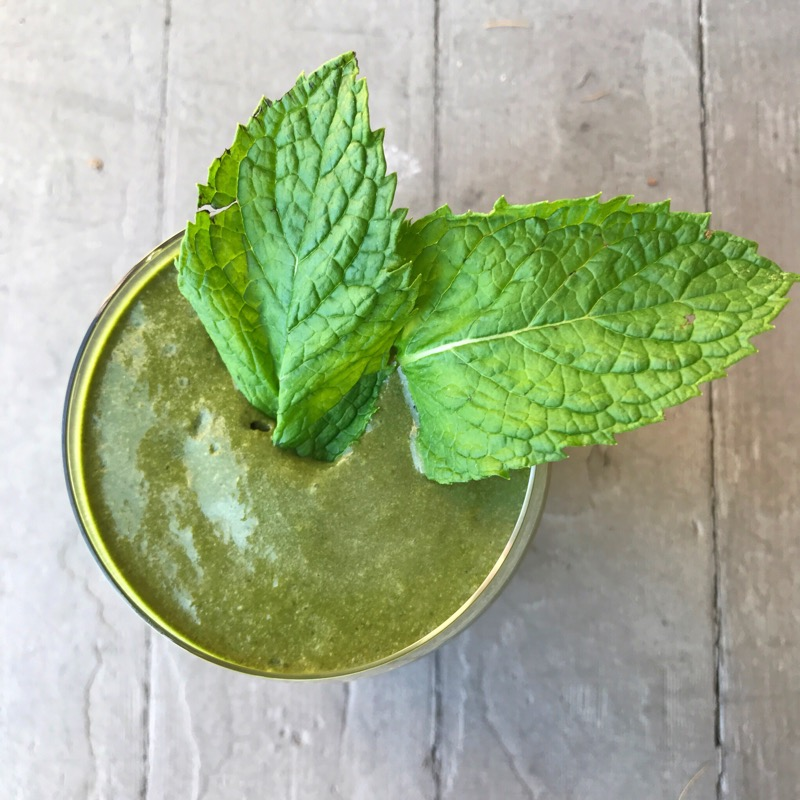 Shannon-Werner-Mint-Smoothie